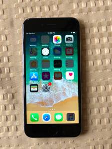 Apple iPhone 6 (64 GB - AT&T) - Space Gray (Tigard)
