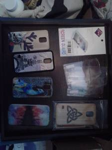 Galaxy S5 Accessories OFFER! (Auburn)