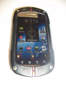 Verizon Casio Gz One Rugged Android Smartphone (Cumberland)