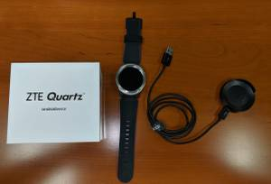 ZTE Quartz Android Wear Smart Watch (Bethany)