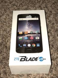 new ZTE Blade v8 Pro unlocked Android cell phone GSM (Queens)