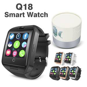 Q18 Smart Watch Bluetooth For Android Phone with Camera (Apex)