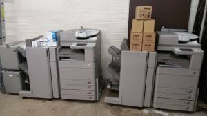 Canon IR C5045 Color Copier/Scanner/Fax/Printer (Utica, IL)