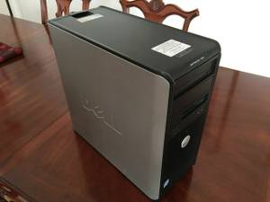 Dell OptiPlex 775 QUAD Q9400 500GB 8GB (Layton)