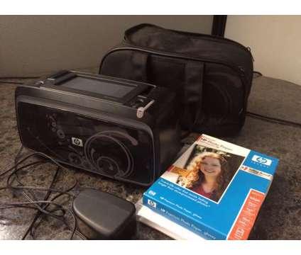 HP Photosmart Photo Printer - Model A646