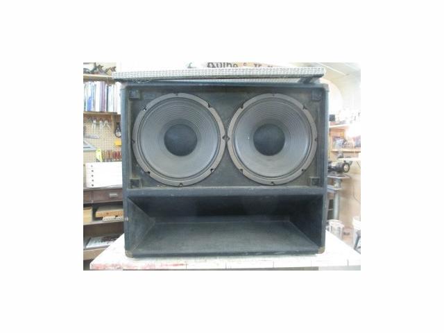 Speaker Cabinet Vintage
