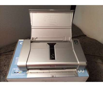 Canon PIXMA IP100 Digital Photo Inkjet Printer
