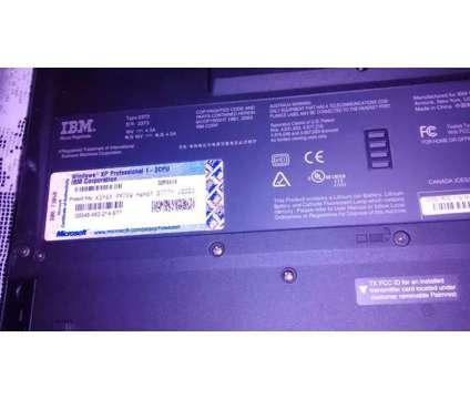 IBM Thinkpad Type 2373-75U Windows XP Pro