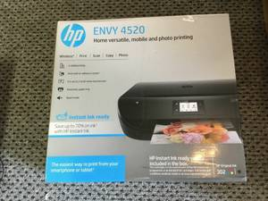 HP ENVY 4520 PRINTER NIB (Woodbine)