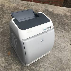 FREE HP Color LaserJet 2605dn printer (28th street)