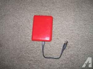 320 GB WD portable external Hard Drive - $50 (SE ICT, E Harry & Webb)