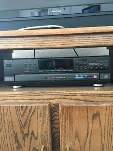 Technics Stero System (Deer Lodge)