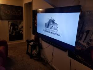 70inch vizio and (Brown deer)