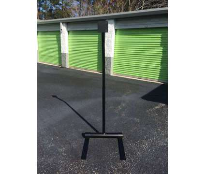 Details about Broadcast Vision AXSS3 Telescopic TV Floor Stands