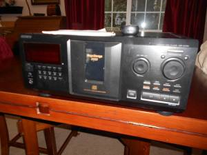 300 Sony Compact Disk Player (Spanaway WA)