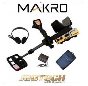 JEOTECH DEEP SEEKING LED METAL DETECTOR (chicago)