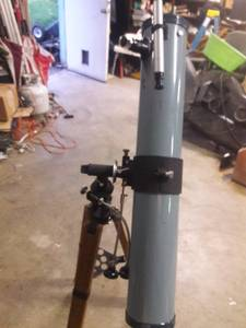 Meade Telescope with Audio Star control (Eugene)
