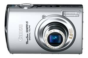 Canon PowerShot SD870 IS (Tigard (near Bridgeport Village))