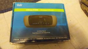 Linsys Wireless Router