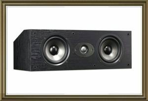Polk Audio TSX 150c central channel speaker (Briarwood subway station)