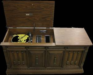 Zenith Allegro Sound System - Stereo Sounds Nice! (Golden Valley)