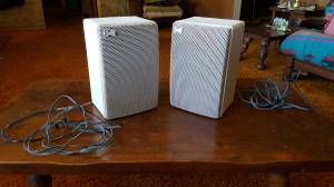 Vintage RSL Speaker Systems Outsider Outdoor Speakers (West Hills)
