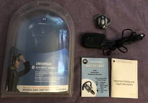 Universal Bluetooth Headset Motorola H700 + BEST PRICE!!!! (Westminster)