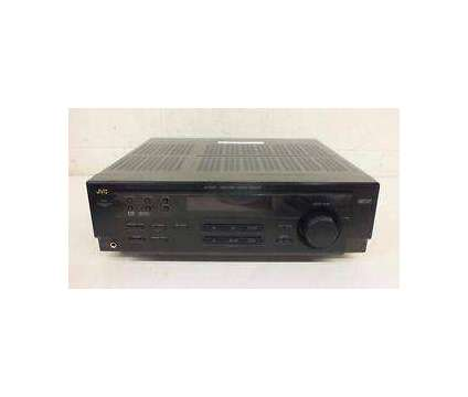 Jvc Rx-6010vbk 5.1 Surround Sound Receiver