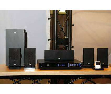 JVC TH-G31 Home Theater System (Amazing Sound)