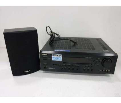 Onkyo HT-R520 1000w 6.1 Surround Sound Home Theater Receiver