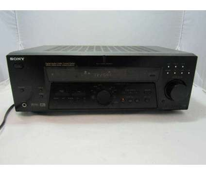 Sony STR-K502P 5.1 channel Surround Sound Receiver