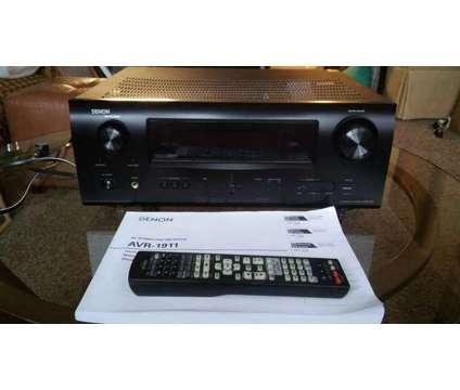 Denon AVR 1911 Audiophile HDMI Receiver