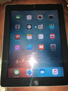 ipad gen 2 32gb verizon clean MEID (bexley)