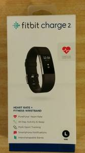 Fitbit Charge 2 - New in Box - Half Price (Raleigh)