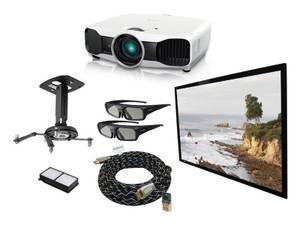 Epson 5030UB 3D Projector, 100