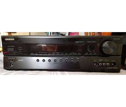 Onkyo TX SR508 - 7.1 Channel Home Receiver