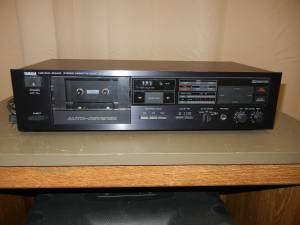 Cassette Deck (St. Francis)