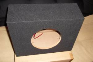 NEW! Speaker, Subwoofer, Sub Boxes / Enclosures for car/ truck (Peachtree City)