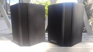 Brilliant DiPole/BiPole Audiophile Surround Sound Speakers (Indianapolis)