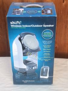Shift 3 Wireless Indoor Outdoor Speaker - Sounds great (Culver City Westside)
