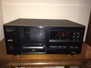 Pioneer PD-F407 25 Disc CD Player (Centennial)