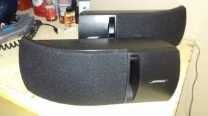Bose Theatre Speakers
