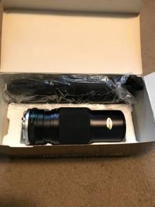 Olympus 100-200 zoom lens, F5