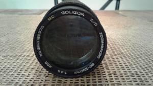 Soligor 80-200mm 1:4.5 55 Lens Nikon (Mchenry)