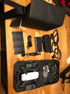 Dji Spark Fly More + Extra Accessories (Springfield)