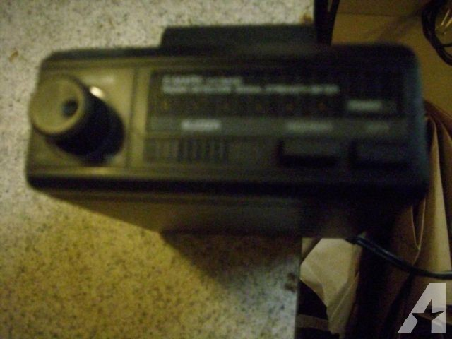 Radar Detector-Vintage E-Mark X-K Bands-$14!!