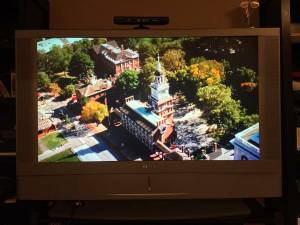 50 inch Sony LCD HDTV (Raleigh)
