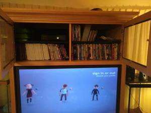 TV and entertainment center for sale (Phoenix)