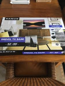 Sanus Swivel TV Base (NE, DC)