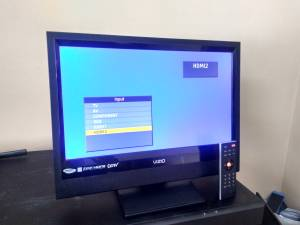 Visio Flat Screen TV 21
